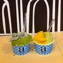 1-for-1 Piccolo Cup (2 flavors: $5.90/cup, premium flavor additional $0.50/scoop)