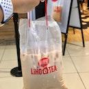 $0.90 Milk Tea Kopitiam Style
