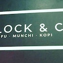 Ah Lock & Co,newly opened at Tanjong Pagar Centre.