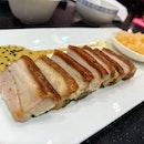5 Spice Crispy Pork Belly