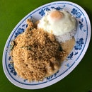 Salted Egg Fish Rice + Cereal