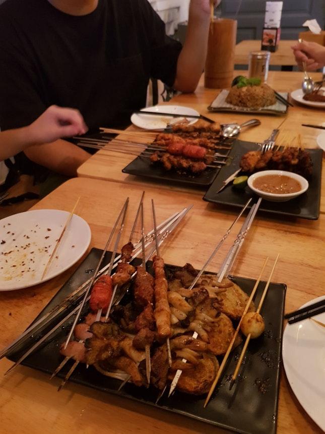 Sharm's food crawl