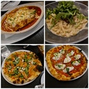 Appetising italian fare