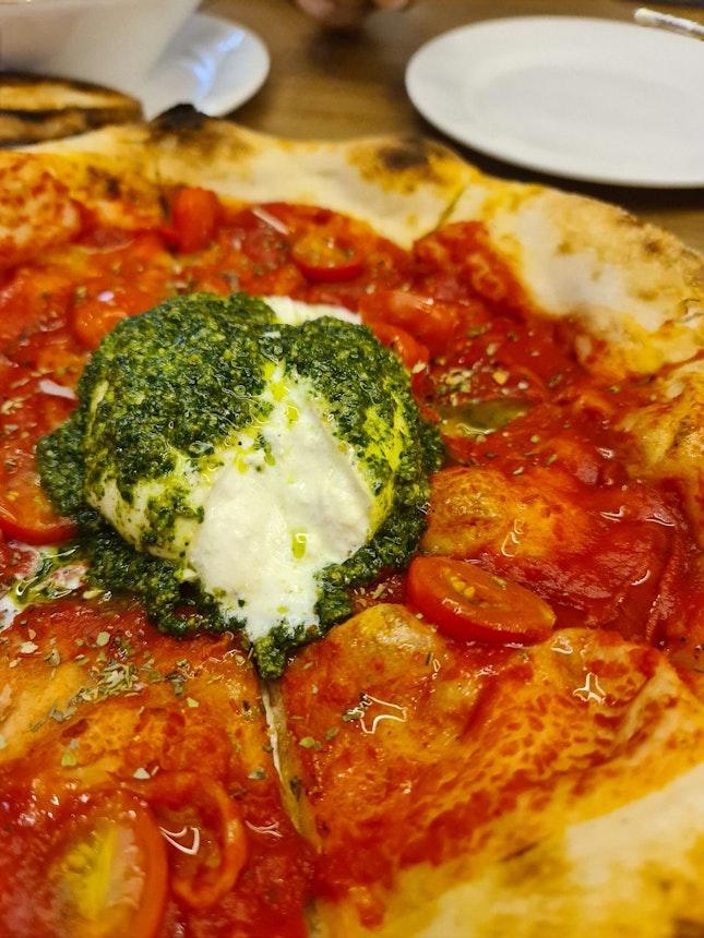 Super Yummy Pizza, Okay Pasta