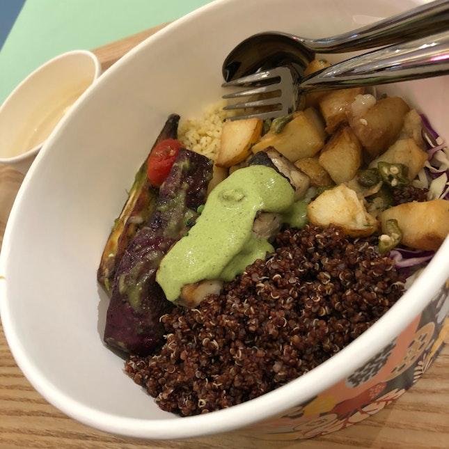 beets bowl ($12.80)