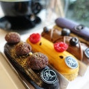 Assorted Eclairs