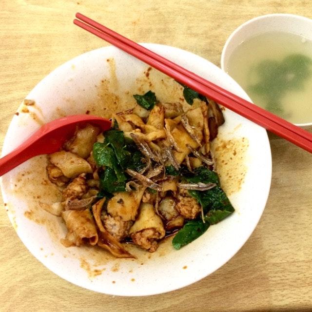 Dry Mee Hoon Kueh