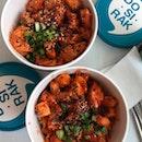 Spicy Chicken Bibimbap $8.9
