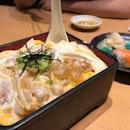 Chicken Katsu Don $10.8++