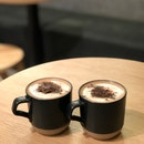 Single origin hot chocolate (70% Costa Rica) $8.5