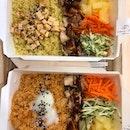 Teriyaki Chicken with Tom Yum Rice $9.9