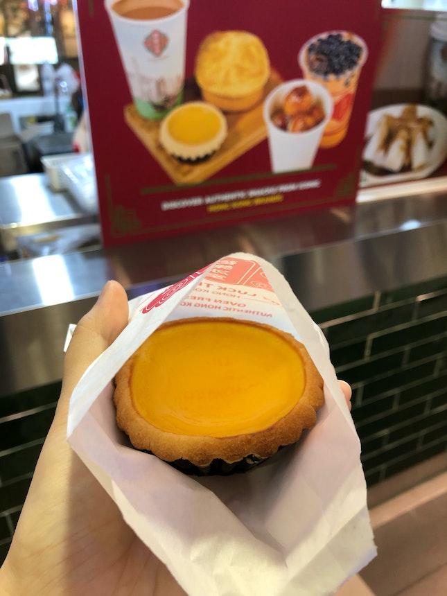 Egg Tart $2.3