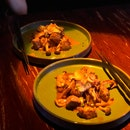 Beef cubes with mushroom $18++