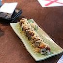 Unagi Cream Cheese Sushi Roll $13.5++