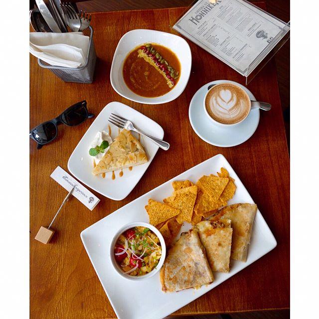 Monniker Cafe Singapore Menu