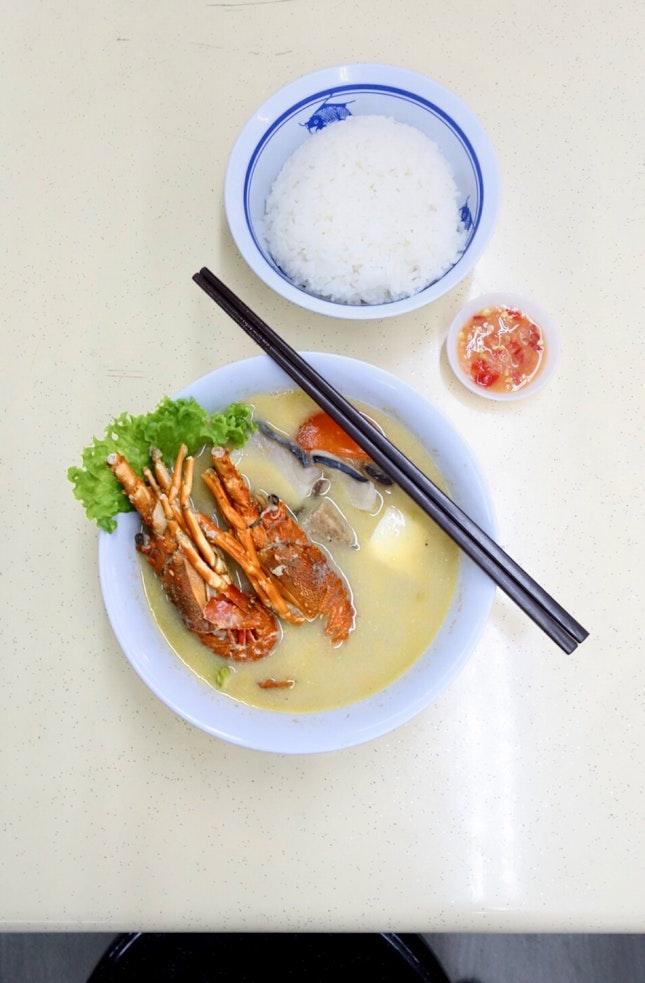 Lobster delight ($10/$18)