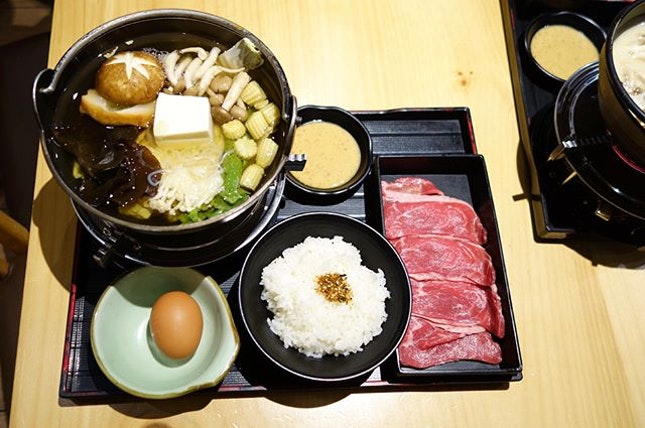 [Tasting] What about some heart warming nabe or cooling cold noodles for the mid week.