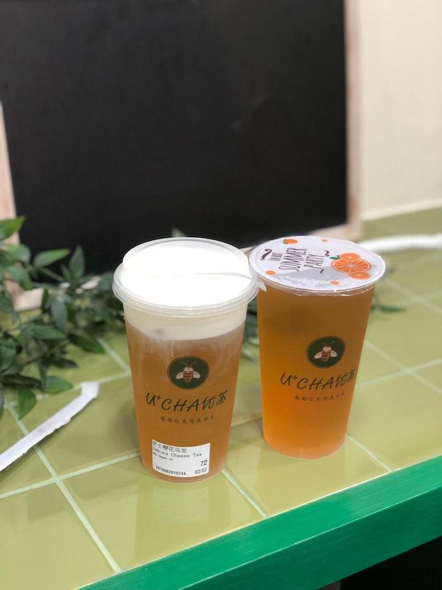 Good Selection Of Tea