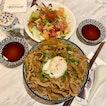 Gyudon ($12.80++) & Chirashi Salad ($13++)