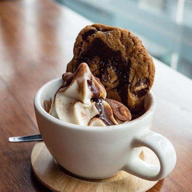 Affogato Original with Vanilla Latte Ice Cream