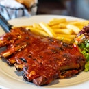 Pork Ribs with BBQ Sauce