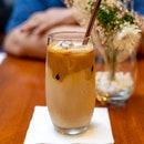 Ice Cafe Latte