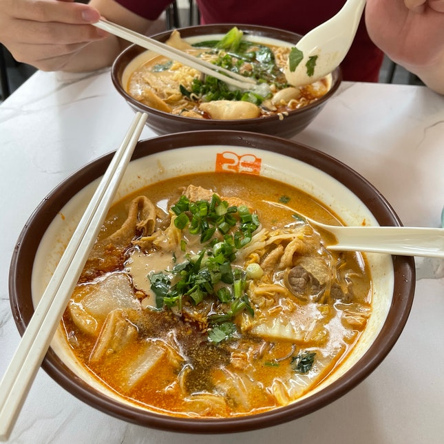 Super Creamy & Flavourful Goodness At China Street 🥰