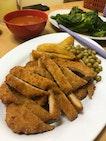 Hainanese Pork Chop