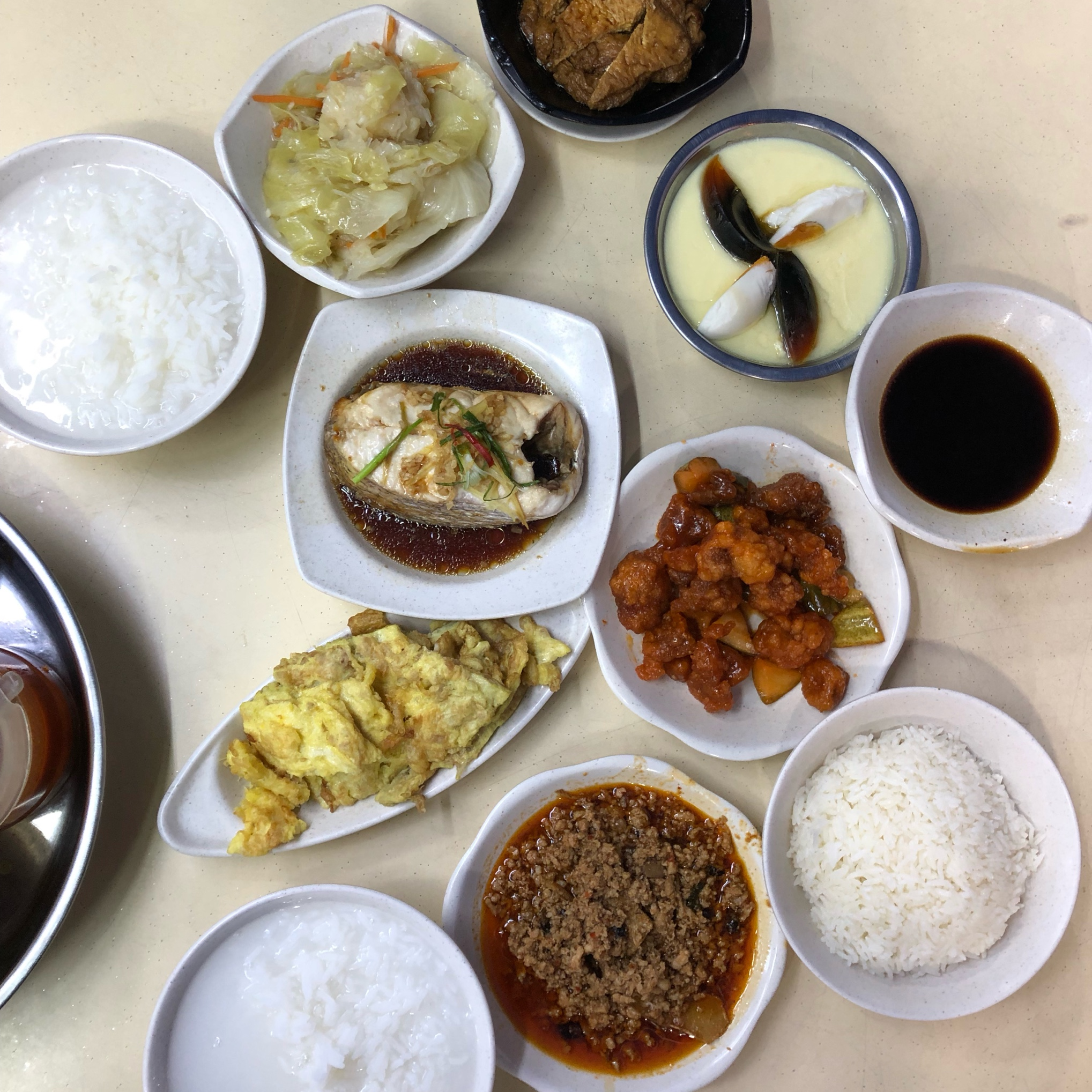 Asian Food in Singapore