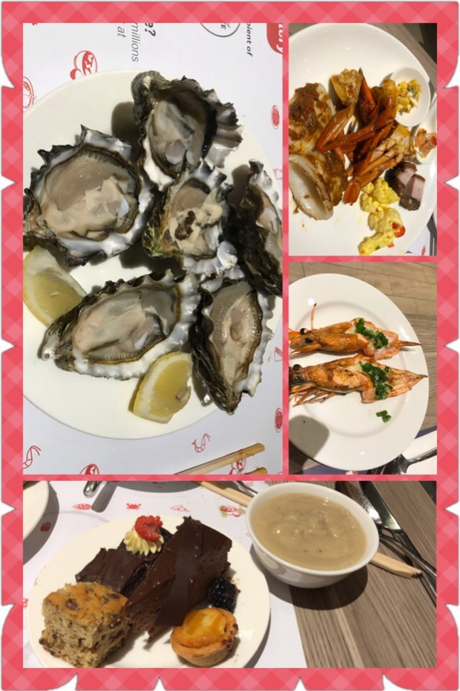 Four Point Fresh Oyster Buffet