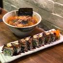 Super Impressive Vegetarian Unagi Maki