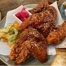 Pretty Decent Korean Fried Chicken