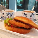 Finally tried the famous HK Cafe, Tsui Wah, at their newly opened 2nd branch at The Heeren.