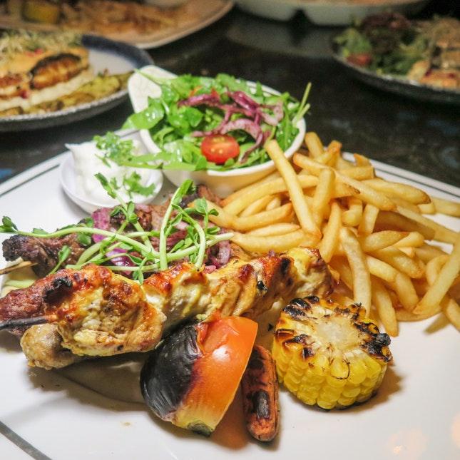 Exotic Lebanese Cuisine