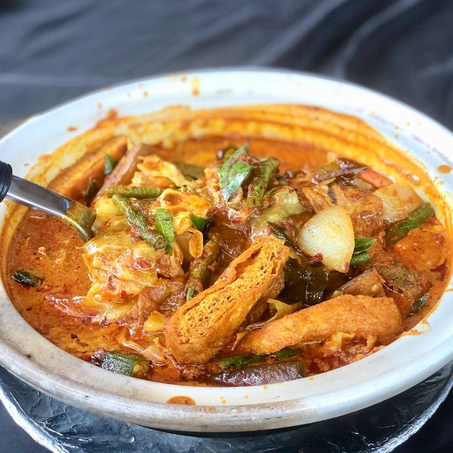 Fish Head Curry ($25)