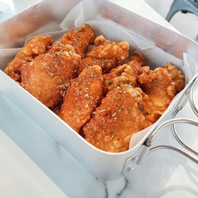 Honey Cajun Wings