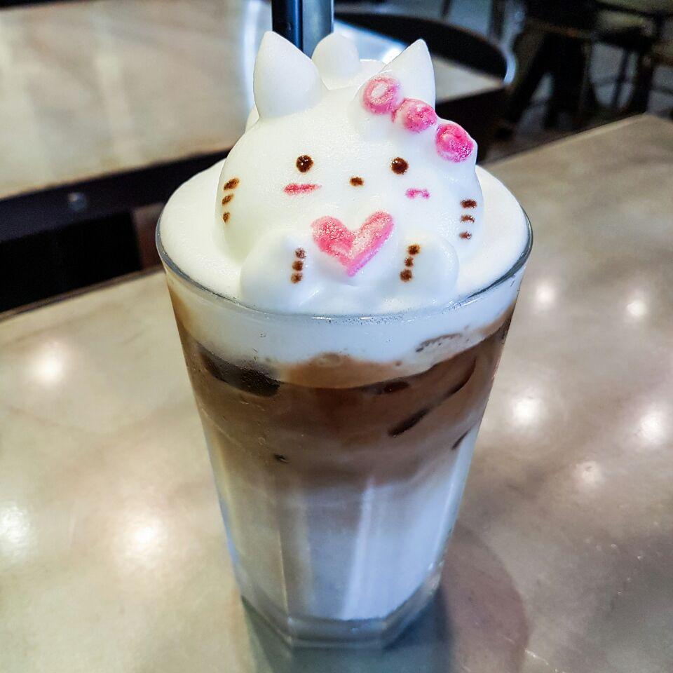Latte Art ☕