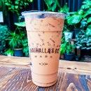 Iced Thai Milk Tea