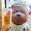 Peach Oolong Fruit Tea