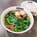 Vegetarian U-Mian (Dry)