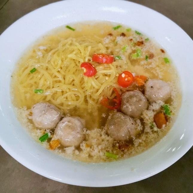Soup Bak Chor Mee