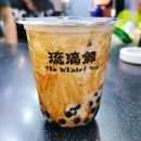 Brown Sugar Whaleball Special Milk Tea