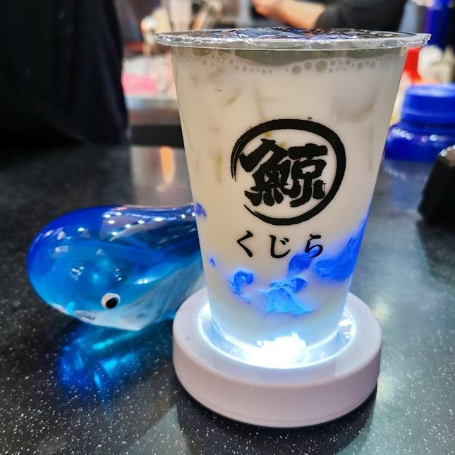 Blue Crystal Fresh Milk