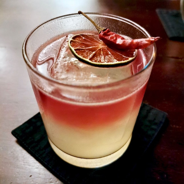 Bespoke Cocktail (Sweet Spicy)