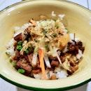 Braised Pork (Lor Bak) Rice Bowl
