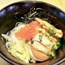 Hokkai Salmon Ikura Don