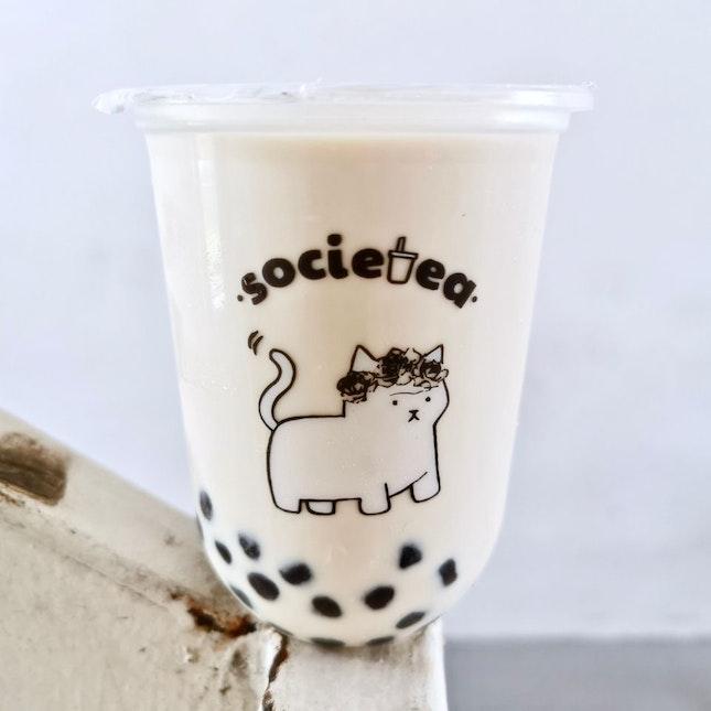 Korean Milk Tea