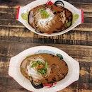 Beef/Pork Thai Boat Noodles
