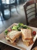 Reuben Sandwich (wholewheat Bread)