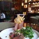Steak frites ($40) 8/10